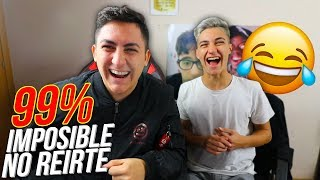 ¡¡99% IMPOSIBLE NO REÍRSE CON ESTE VÍDEO!!