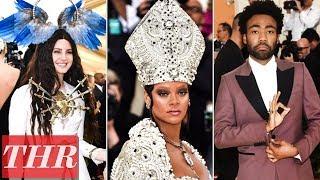 2018 Met Gala Red Carpet: Best Dressed Of The Night | THR