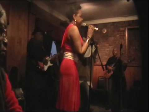 Love Jones performs before I let go in Detroit Michigan