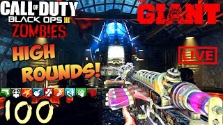 HITTING LEVEL 1000!! - BLACK OPS 3 ZOMBIES LIVESTREAM - Bo3 Zombies Live Gameplay w/ Ch0pper