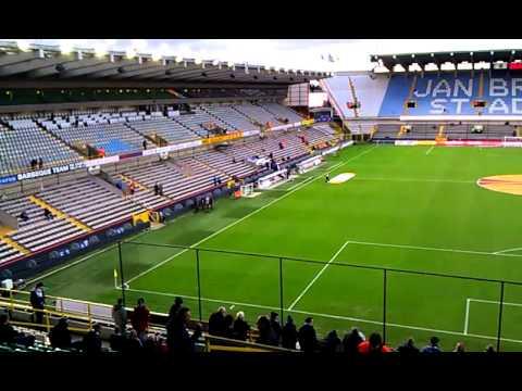 Brugge away - Jan Breydel Stadion.3gp