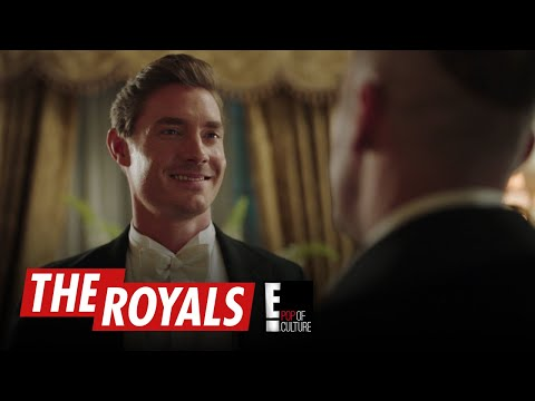 The Royals   Robert Lets an Unwelcome Guest Into His Bachelor Party   E!