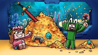 Minecraft | Crazy Craft 3.0 - LITTLE KELLY'S & LITTLELIZARD'S OLD BASE! #93