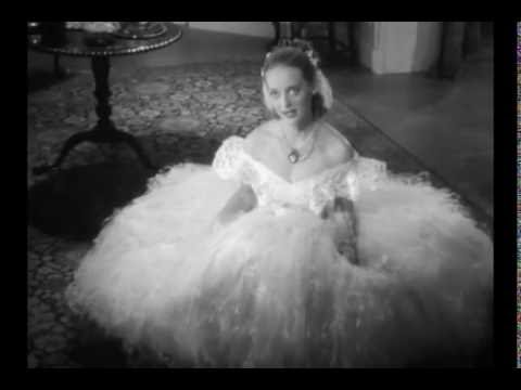 "Bette Davis - ""I'm Kneeling To You"" from Jezebel (1938)"