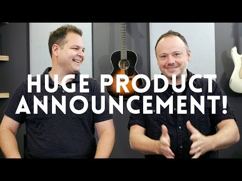 We've got some really big things coming very soon! // Product announcements
