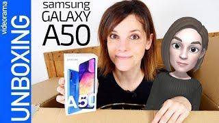 Samsung Galaxy A50 -¿un CLON barato del S10?