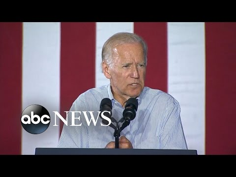 The Vinnie Penn Project - Biden's Invitation To Heckler