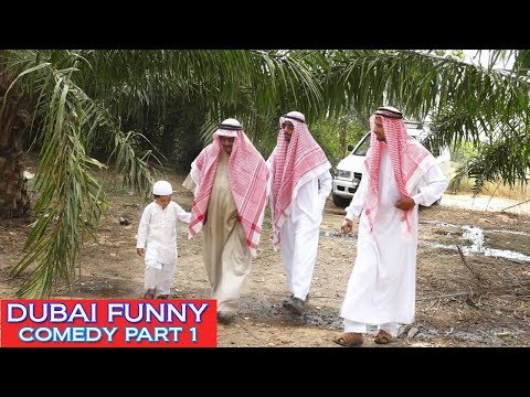 DUBAI FUNNY COMEDY PART 1 HINDI ARBI URDU ||KUCHTOHAI