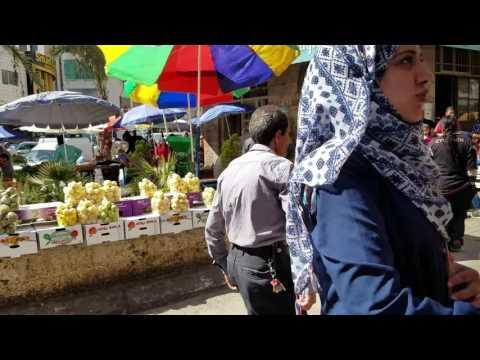 Ramallah old market  سوق رام الله العتيق