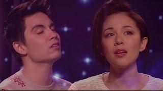 Смотреть клип Sam Tsui & Kina Grannis - Keep You Warm