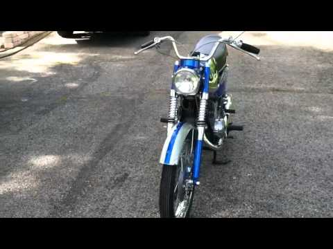 1967 Suzuki X-6 Hustler