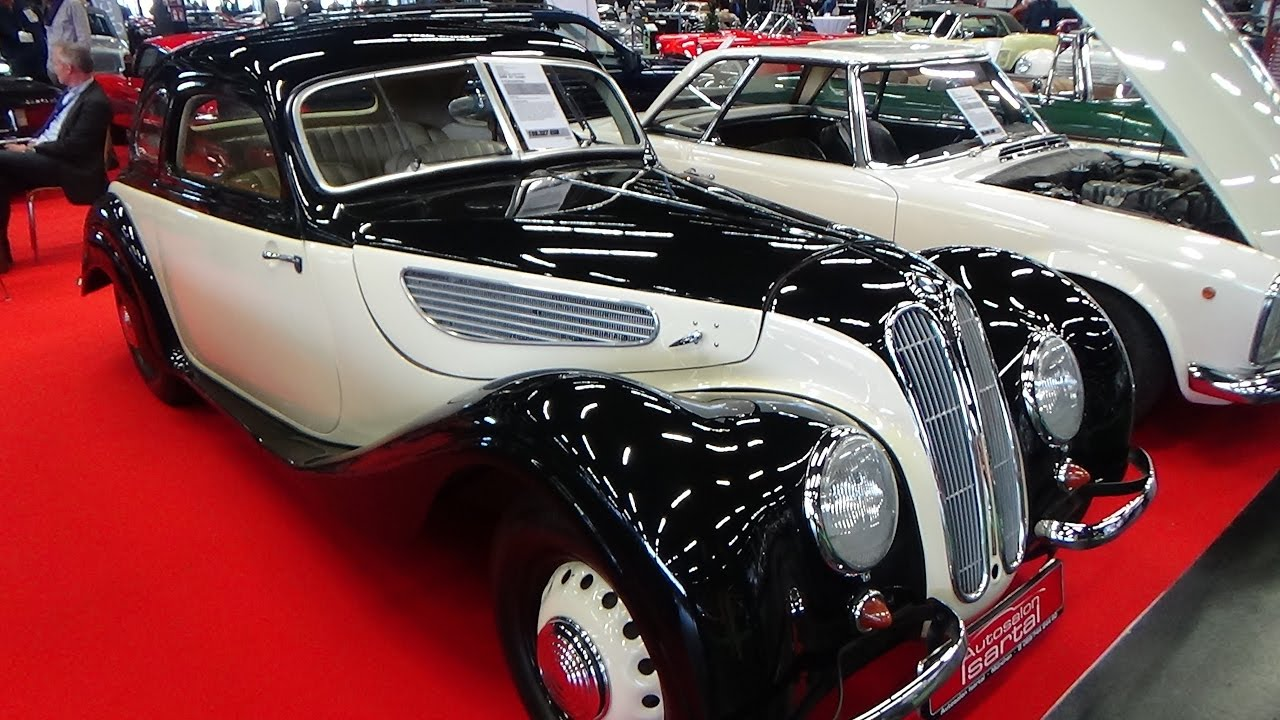 1944 Bmw 327 Coupe Exterior And Interior Classic Expo Salzburg