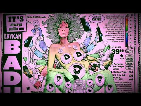 Erykah Badu - I'll Call U Back (Chopped N Screwed)