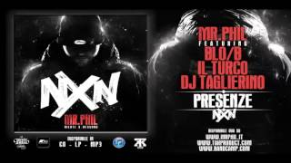 5. MR.PHIL ft. BLO/B, IL TURCO, DJ TAGLIERINO - PRESENZE (MP3 LOW QUALITY)