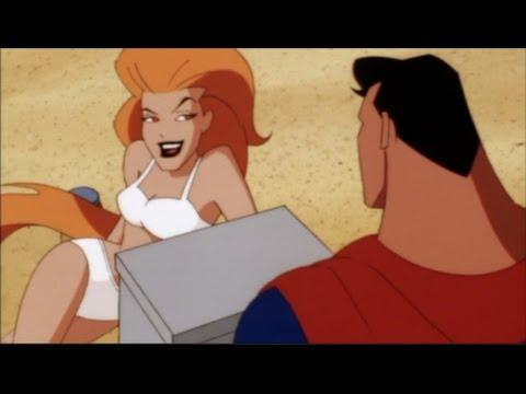 Superman Saves Volcana