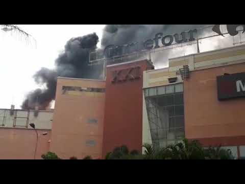 Mall Cbd Ciledug Kebakaran Full Hd