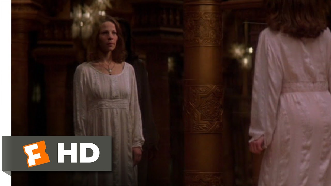 The Haunting (4/8) Movie CLIP - The Mirror Has Two Faces (1999) HD