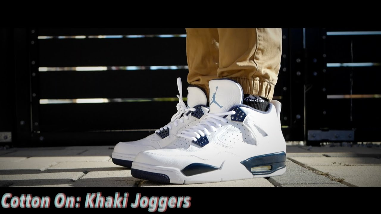 separation shoes f801b 47bc4 ... coupon for air jordan 4 retro ls legend blue 1b610 d937f