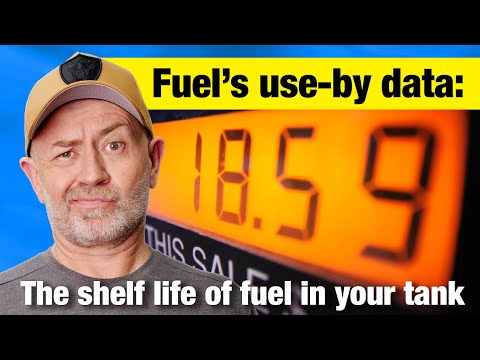 What Is The Shelf Life Of Petrol (gasoline) & Diesel Fuel? | Auto Expert John Cadogan