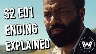 Westworld Season 2 Episode 1 Ending Explained