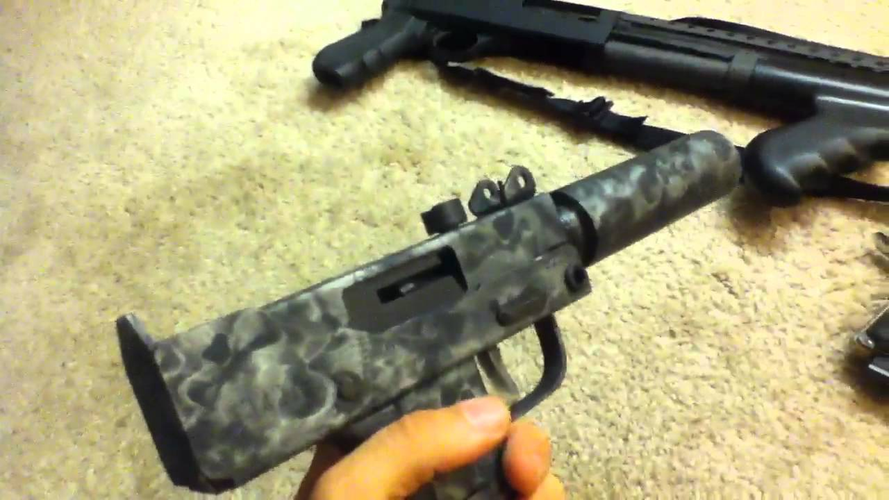 Masterpiece arms defender 9mm first impression
