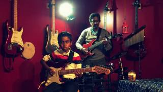 Download Hindi Video Songs - Pona Usuru - Live Selfie Guitar Instrumental by Anjalan ft. Kumaran