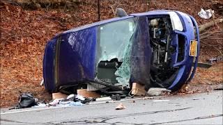 FATAL MOTOR VEHICLE ACCIDENT IN STONY BROOK NY