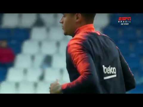 Desportivo La Coruña 2 x 4 Barcelona - Melhores Momentos e Gols