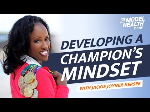 Jackie Joyner-Kersee Interview - Developing A Champion