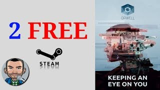 ❌ (ENDED) 2 FREE Games - Hyperdrive Massacre & Orwell