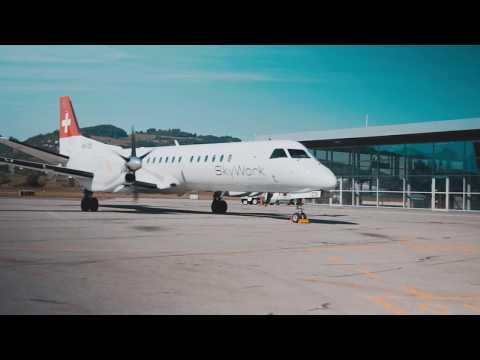 SkyWork Airlines Sommer Destinationen