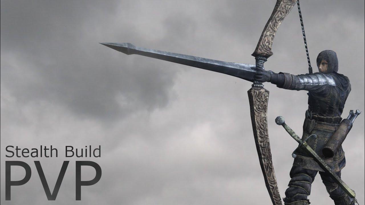 Stealth Bow Build Dark Souls