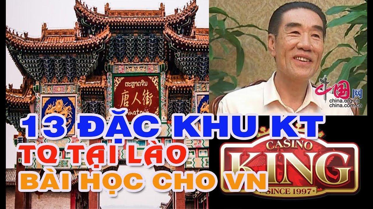 Lào nếm trái đắng - 13 đặc khu kinh tế Trung Quốc   Bài học cho Việt Nam
