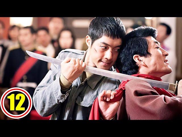 Thời Đại Giang Hồ - Tập 12 | Phim Hành Động Võ Thuật Xã Hội Đen 2020 | Phim Mới 2020