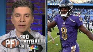 NFL offseason examination: Ravens building around Lamar Jackson | Pro Football Talk | NBC Sports