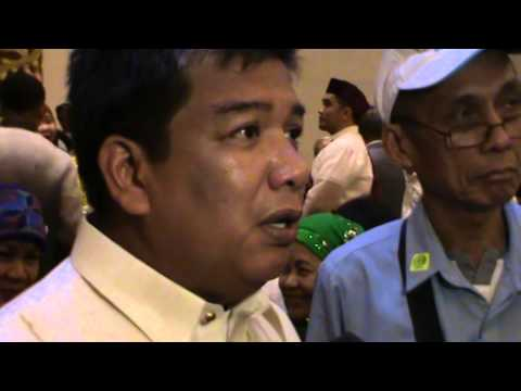 Regional Governor MUJIV S. HATAMAN ARMM