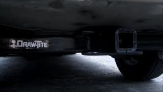 installing a draw tite towing hitch on a 03 subaru outback wagon fairly easy diy 30 min job