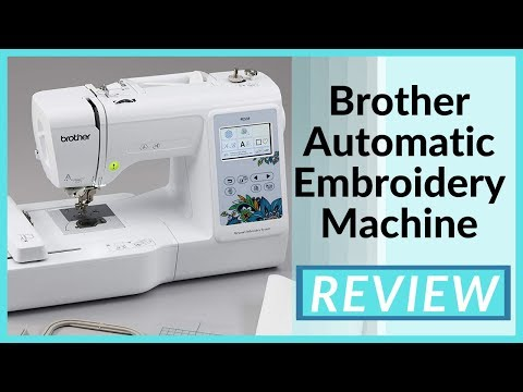 Brother Embroidery Machine PE535 Review | Best Automatic Computerised Embroidery Machine