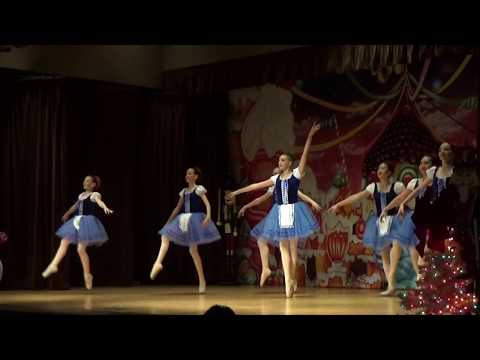 "Pacific Theatre Ballet Presents ""The Nutcracker Sweet"""