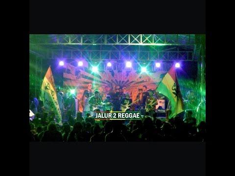 Jalur 2 Reggae (live lapangan srono bwi)