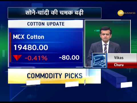 Commodities Live: MCX Gold, silver trading under green mark