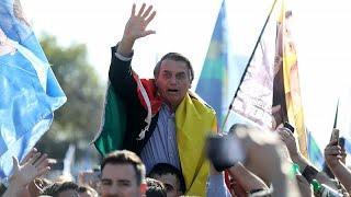 Бразилия: покушение на фаворита предвыборной гонки