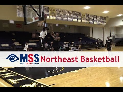 MaxxSouth Sports - Northeast Community College Basketball Preview 2017