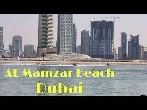 Al Mamzar beach park dubai    dubai