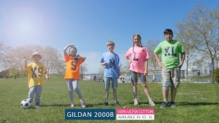 The Gildan 2000B - How Will It Fit Your Child? | Blankapparel.ca