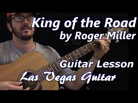 King of the Road by Roger Miller Guitar Lesson