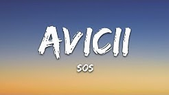 Avicii - SOS (Lyrics) ft. Aloe Blacc