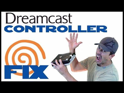 Fix Dreamcast controller port FREE DIY in 5 minutes