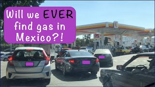 Looking For Gas in Guadalajara Mexico During Gas Shortage?!