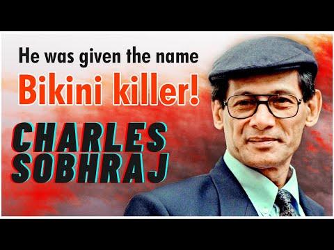 Crime Investigation Serial Killer Charles Sobhraj